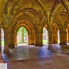 University of Glasgow - The Cloisters