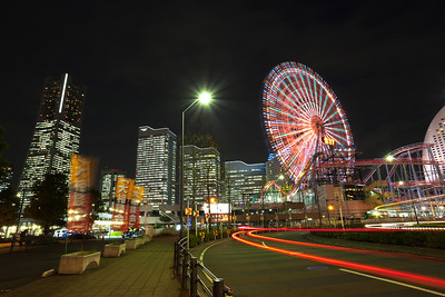 Yokohama - Night