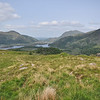"""Ladies View"" along the N71 Road (the Ring of Kerry) in Killarney National Park."