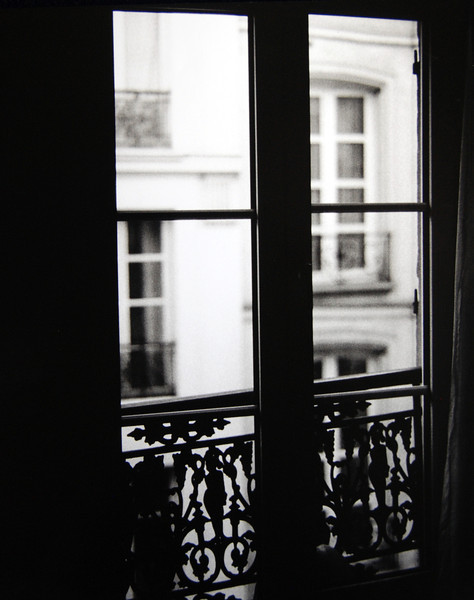 Rive Gauche Window