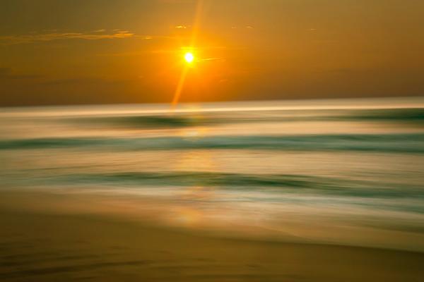 Sunrise Ocean City Maryland