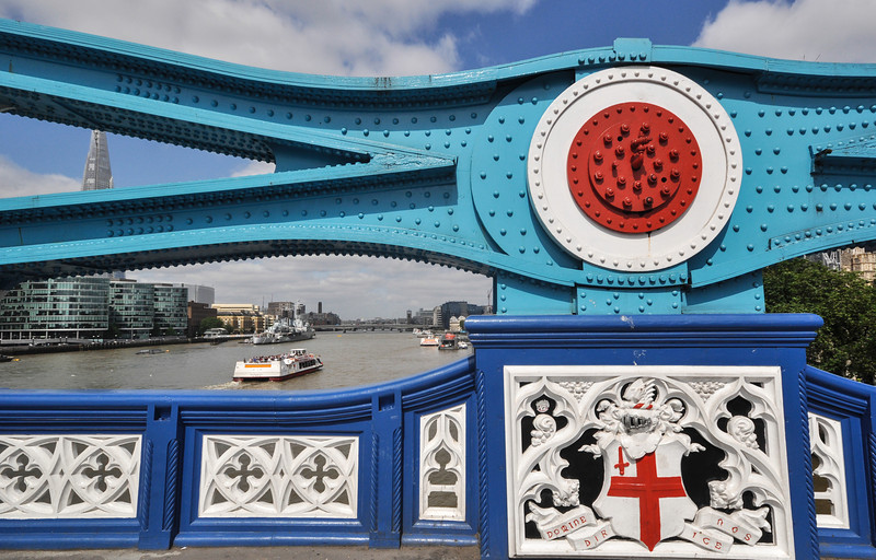 The Colours of Tower Bridge