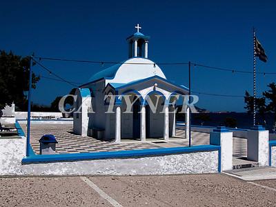 Apolonia Milos Island Greece