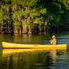 Fishing on Caddo Lake