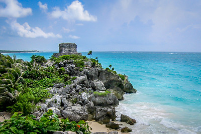 God of Winds Temple at Tulum