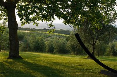 Castel Bigozzi, a resort hotel in Strove, Tuscany.
