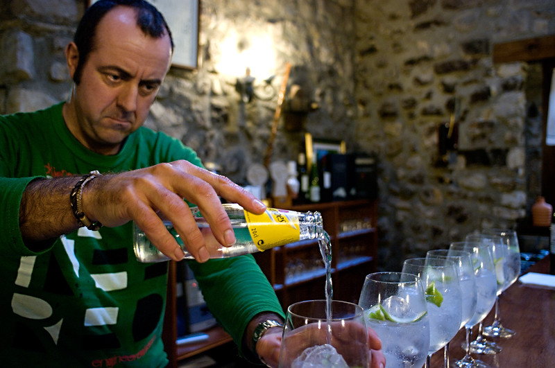 The Spanish take their gin and tonics seriously. And the tonic of choice is Schwepps.