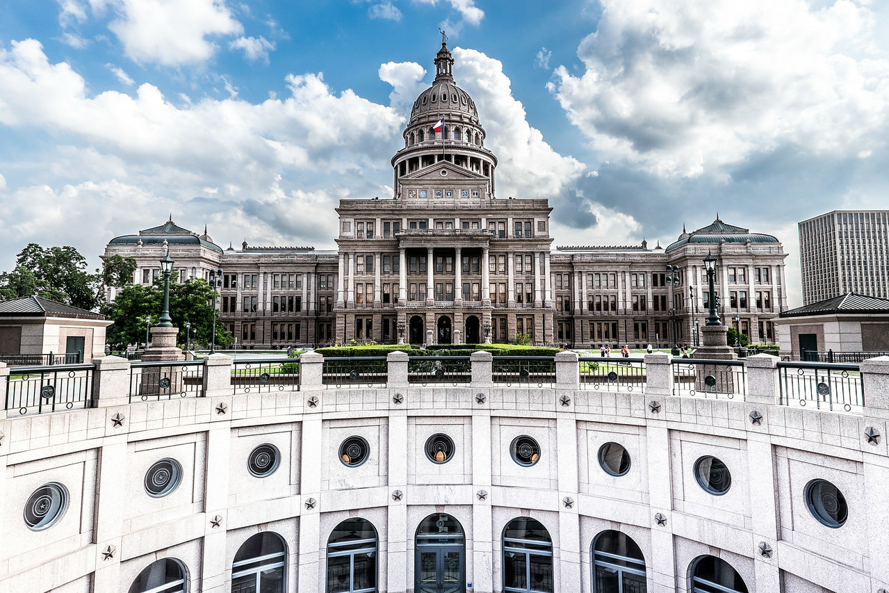 Texas State Capitol: Everything's Bigger in Texas
