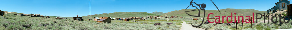 Bodie State Park, Ghost town, California