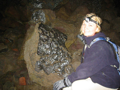 Cool lava rocks, Ape Caves