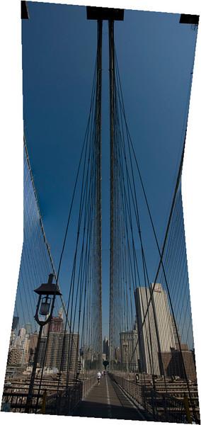 2009 NY NYC Brooklyn Bridge