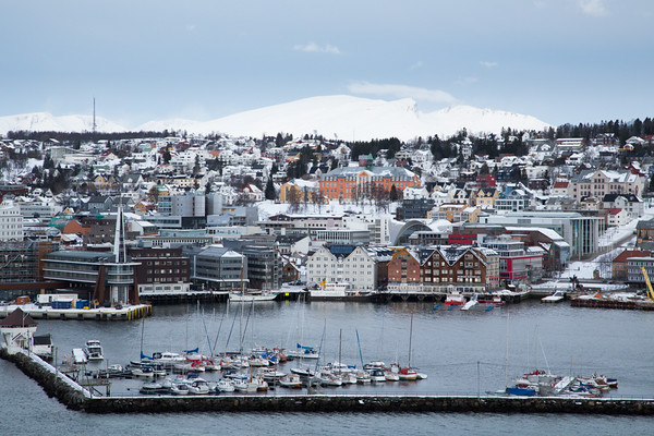 Tromso - gateway to the Arctic