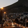 Lion's Head and night-lights