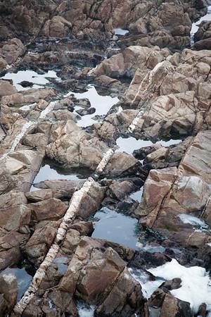 Rock pools at dawn - 3.