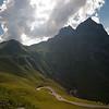 Clouds over Col du Glandon