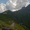 Clouds over Col du Glandon