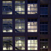 Nighttime windows - 2
