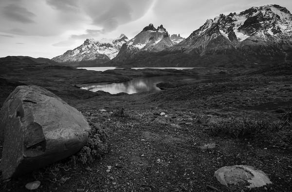 Cuernos del Paine from Mirador Nordenskjold, Chilean Patagonia
