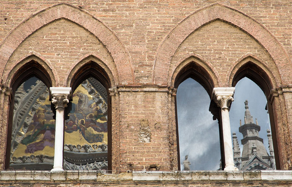 Window reflections - 1