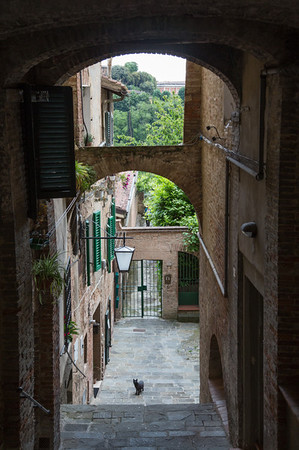 Arches and alleyways - 2