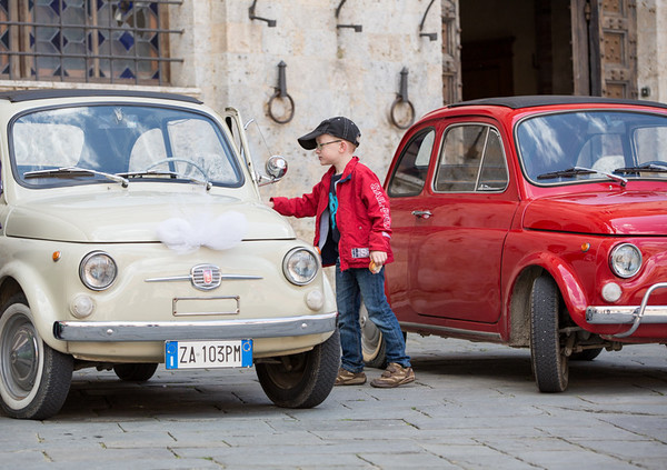 Do little cars need little drivers?