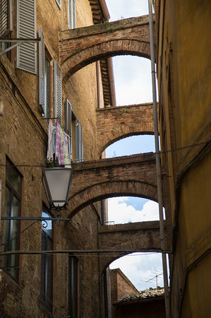 Arches and alleyways - 1