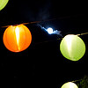 Full moon and lanterns at Kāʻanapali Fresh Food & Wine Festival. © 2012 Sugar + Shake