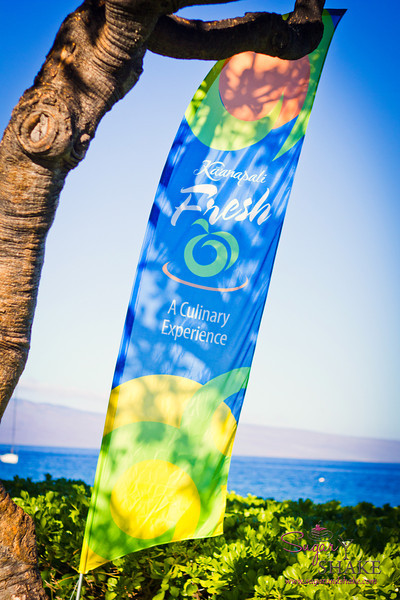 Kāʻanapali Fresh featured three days (and nights) of events, showcasing the restaurants of the Kāʻanapali area and the locally-raised agricultural bounty of Maui. © 2012 Sugar + Shake