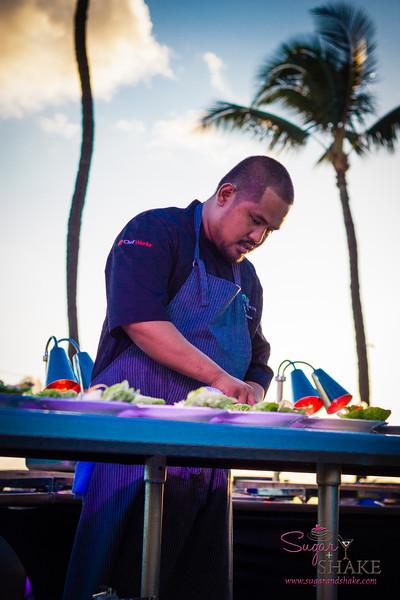 Chef Sheldon Simeon (Māla Wailea). © 2013 Sugar + Shake