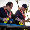 Chefs Rick Tramonto (Tramonto Steak & Seafood) and Greg Grohowski (Hyatt Regency Maui Resort & Spa). © 2013 Sugar + Shake
