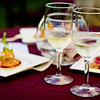 This <i>was</i> a WINE festival, so here's a shot of some wine. © 2012 Sugar + Shake