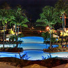 The fancy pool at night. © 2012 Sugar + Shake