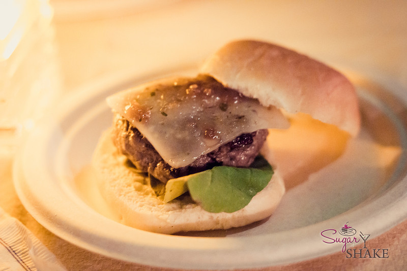"Ground Lamb Sliders from <a href=""http://www.ritzcarlton.com/en/Properties/KapaluaMaui/Dining/TheBanyanTree/Default.htm"">Banyan Tree Restaurant at The Ritz-Carlton Kapalua</a> (Chef de Cuisine Jojo Vasquez). © 2012 Sugar + Shake"