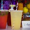 Guava Kiss and Lavender Lemonade from Aloha Bars Maui. © 2013 Sugar + Shake