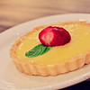 Yuzu lemon tart. Because Sugar didn't have enough sugar already. © 2012 Sugar + Shake