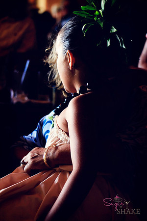 Another shot that turned out better than expected. This girl was sitting on her tutu's (grandmother's) lap after her performance. © 2012 Sugar + Shake