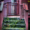 Cottage steps. © 2012 Sugar + Shake