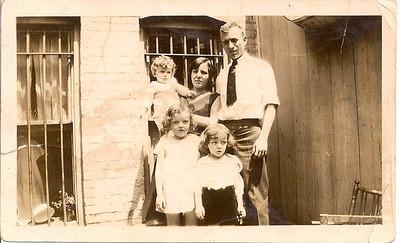 Traversa Family Tree