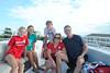 Carly, Megan, Alex, Cheri and me, after parasailing.