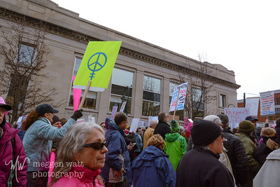 Womens March Traverse City-6362