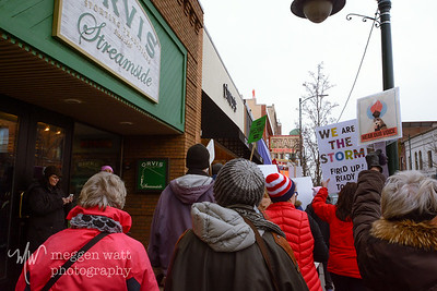 Womens March Traverse City-6383