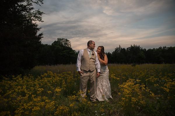 Travis & Sarah Wedding