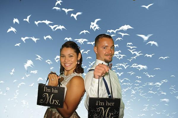 Travis and Avian's Wedding