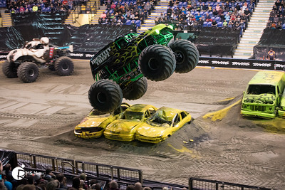 Traxxas Monster Truck Tour | Save-on-Foods Memorial Centre | Victoria BC