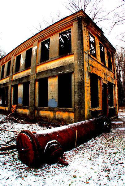 Treadwell Ruins