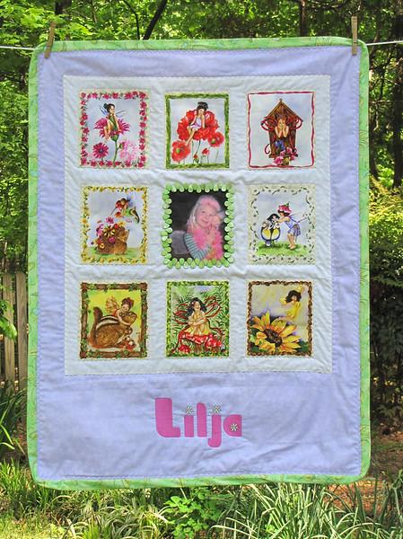 Lilja's quilt