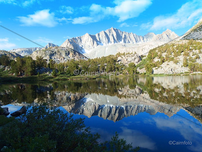 Mt. Goode Reflection