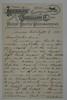 1885 Sept 7 to Susie Stebbins from Arthur C Stebbins