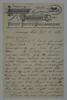 1885 Nov 4 to Susie Stebbins from Arthur C Stebbins