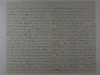 1877 Essay by A C Stebbins at Agil College Abraham Lincoln